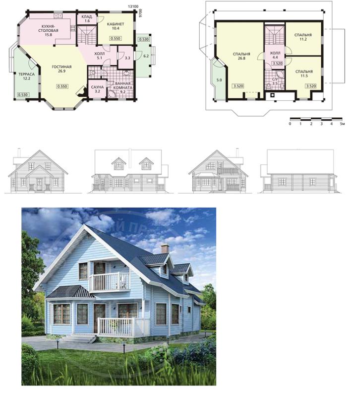 АБССтрой  Строительство домов под ключ